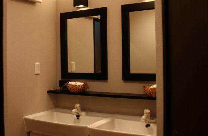 博多基亞歐拉平價旅館 Kia Ora Budget Stay盥洗室