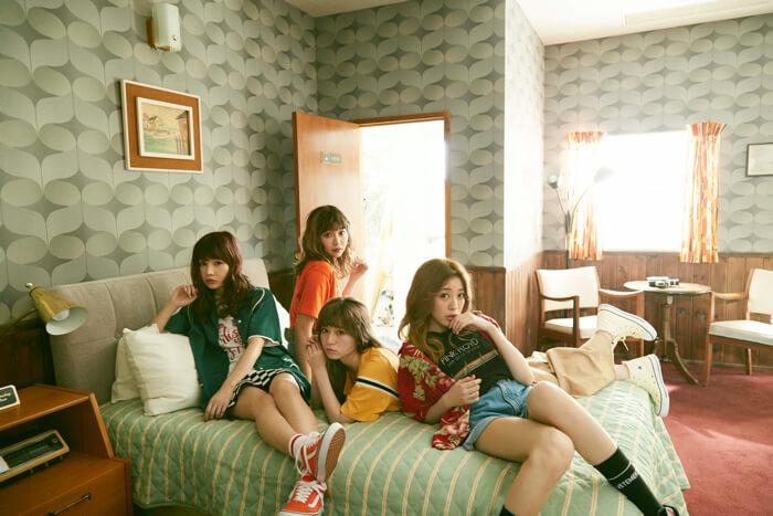SILENT SIREN的新歌「19 summer note.」MV公開!