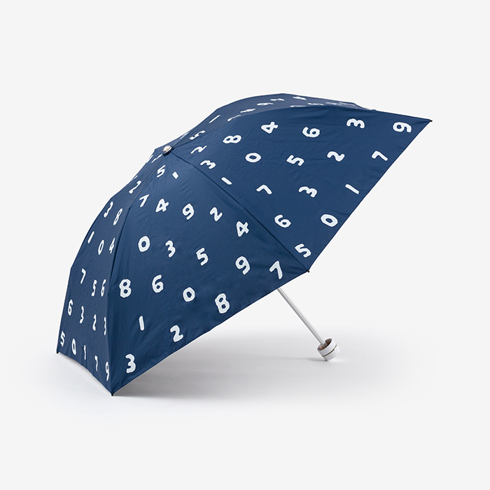 sousou布moonbat傘晴雨二用日傘折傘輕量折疊傘-開傘樣式
