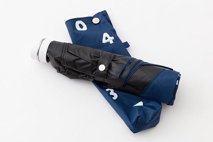 sousou布moonbat傘晴雨二用日傘折傘輕量折疊傘-收折樣式