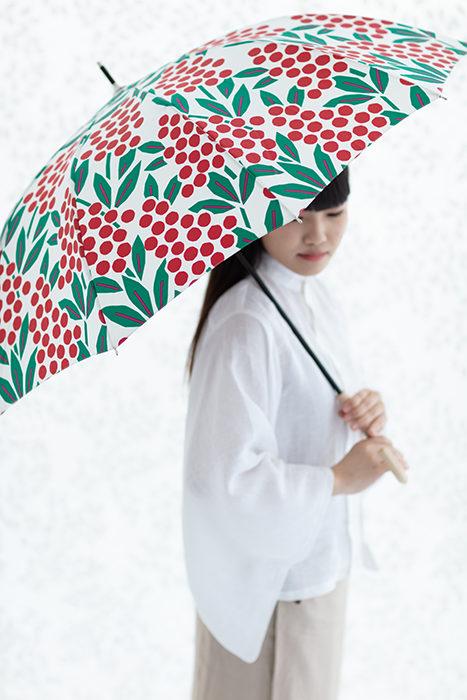 sousou布moonbat傘洋傘下雨用長傘款-撐傘