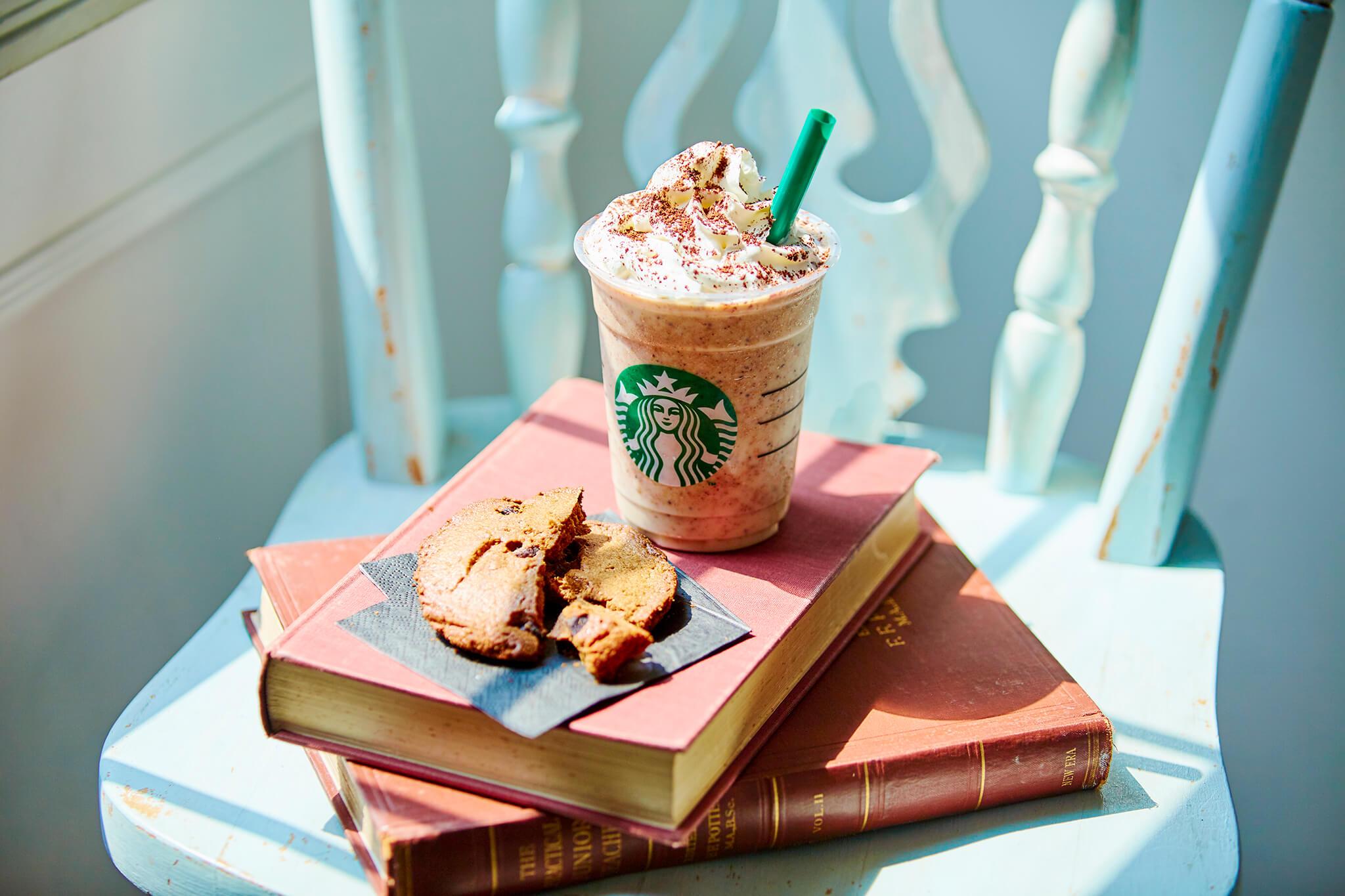 日本星巴克人氣商品「曲奇餅乾星冰樂®」時隔三年再度復活! 日本星巴克從、星巴克、