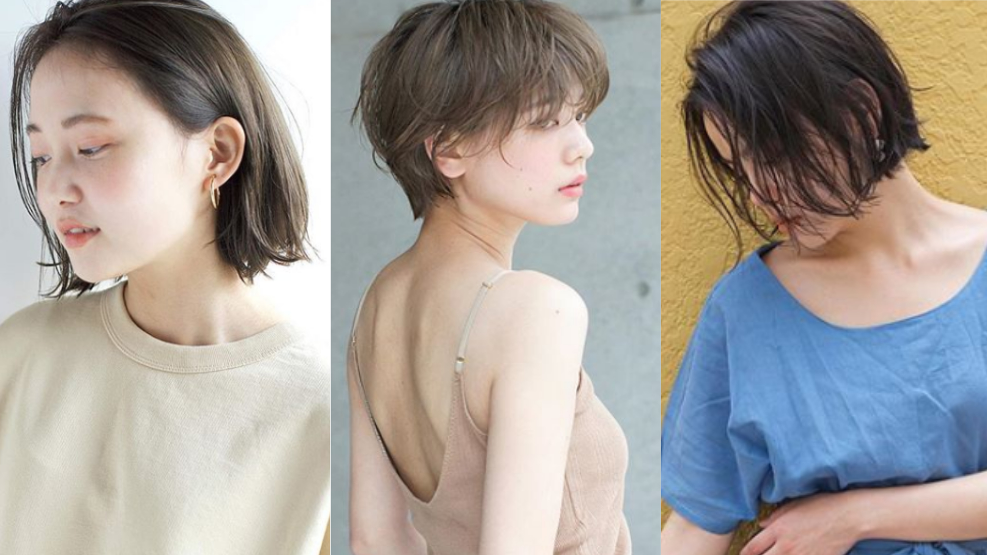 在女星與素人間皆備受人氣的短髮!今夏的日系短髮你選哪一個?