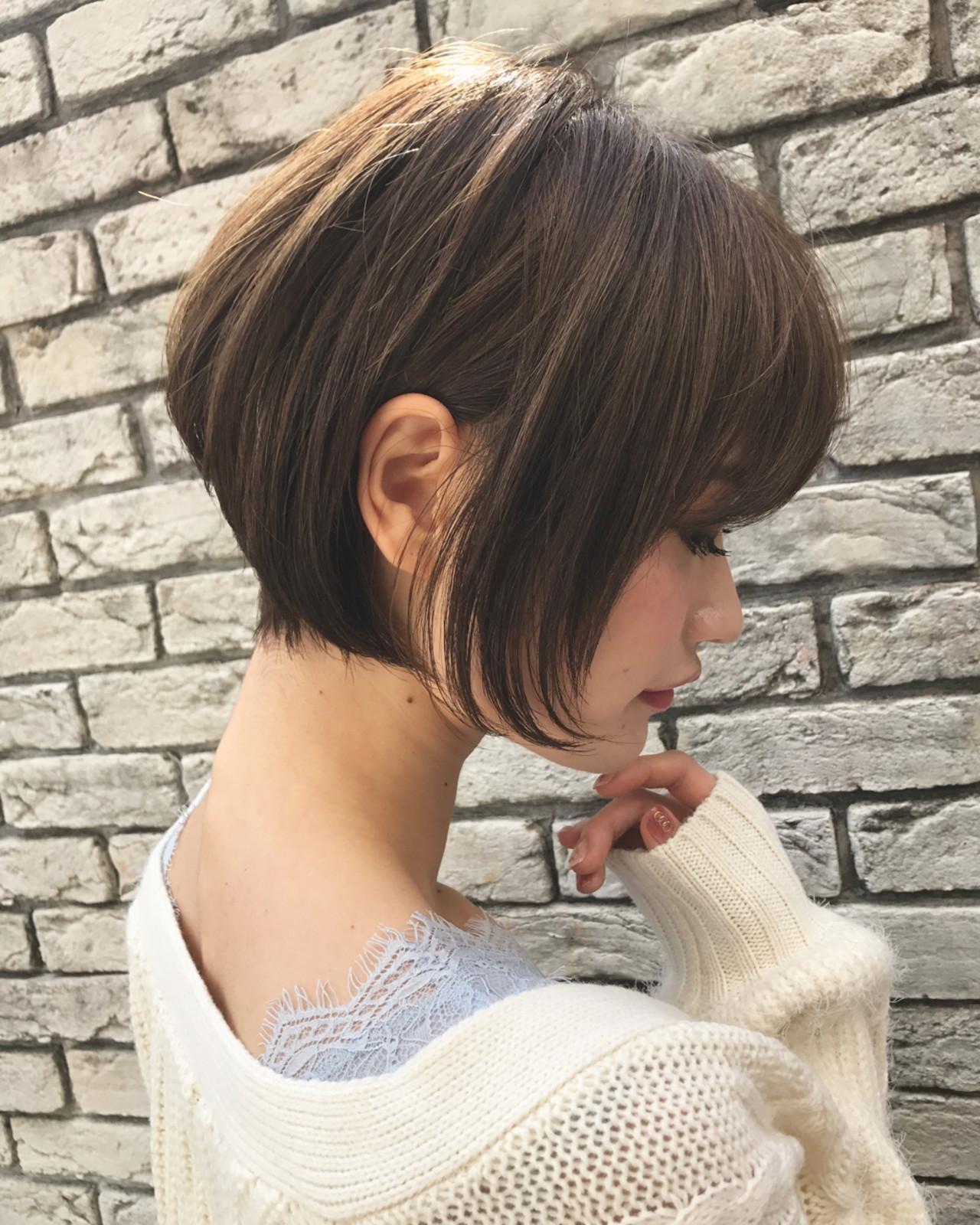 塞耳後短髮