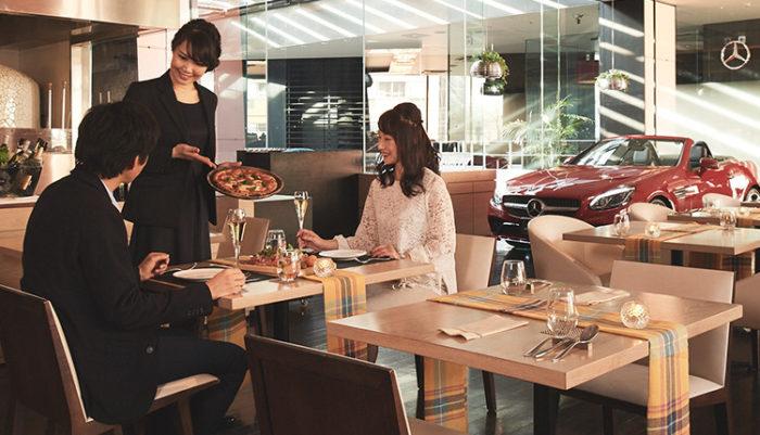 六本木賓士咖啡廳