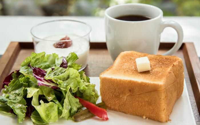 LEXUS咖啡廳早餐