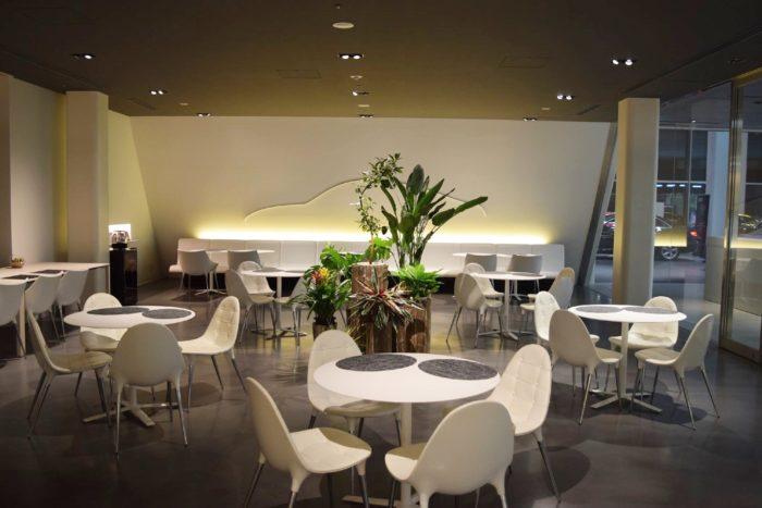 橫濱奧迪咖啡廳