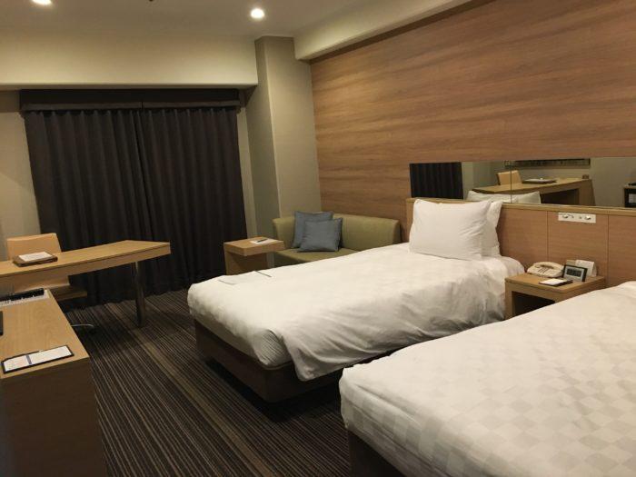 品川新高輪王子飯店客房