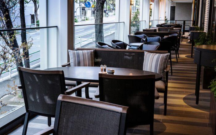 品川新高輪王子飯店早餐餐廳