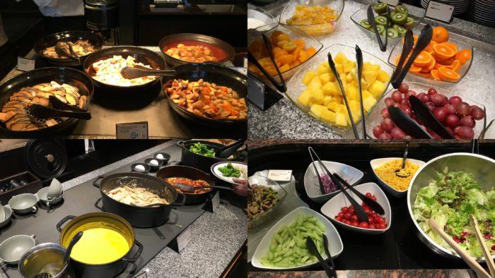 品川新高輪王子飯店早餐
