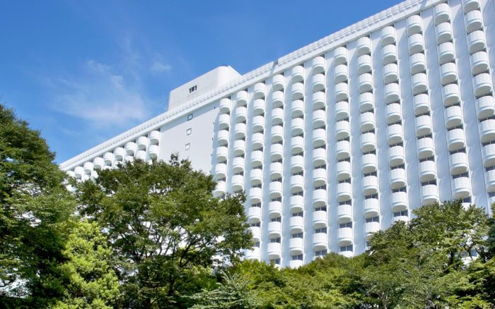 品川新高輪王子飯店外觀