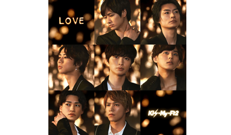 Kis-My-Ft2在「Because I Love You」MV中帶來了魅力十足的Emo Dance表演! kid-my-ft2、