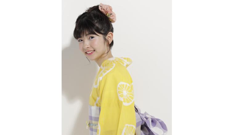 清爽可愛!適合日本夏季浴衣穿搭的妝髮教學 和服、