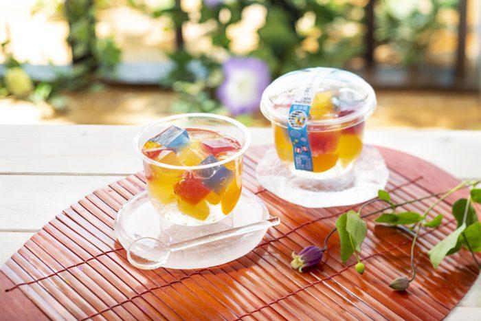 7-11夏日甜點祭彩色方塊果凍