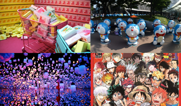 創造屬於暑假的回憶!2018年7月在東京近郊舉辦的六個活動 在東京、
