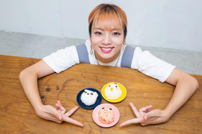 【MOSHI MOSHI Cooking】用米飯製作的「超可愛♡動物飯糰」食譜。在法國、英國也會舉辦workshop PR、矢部優奈、