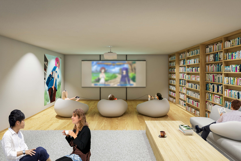 秋葉原以外國人為對象的體驗型招待所『OTAKU HOUSE』企劃啟動 住宿、在秋葉原、