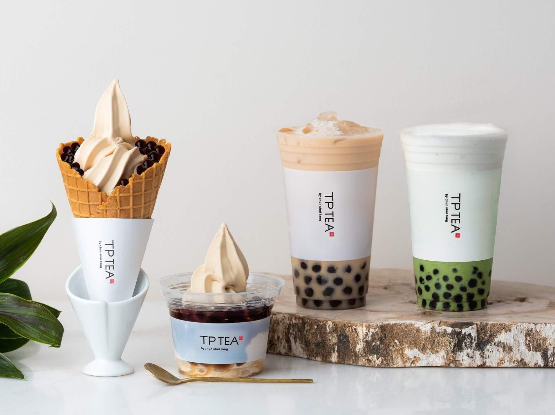 「春水堂」旗下茶飲外帶專賣店「茶湯會TP TEA」於新宿開幕!日本限定口味登場 在新宿、春水堂_、