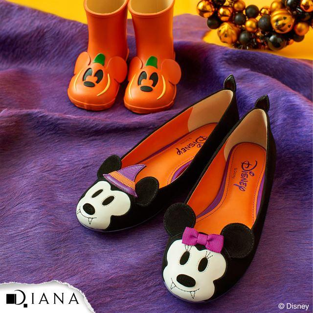DIANA迪士尼親子雨鞋