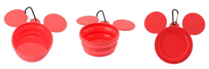 迪士尼米奇外出摺疊水杯