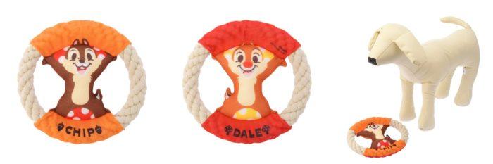 迪士尼奇奇蒂蒂寵物玩具
