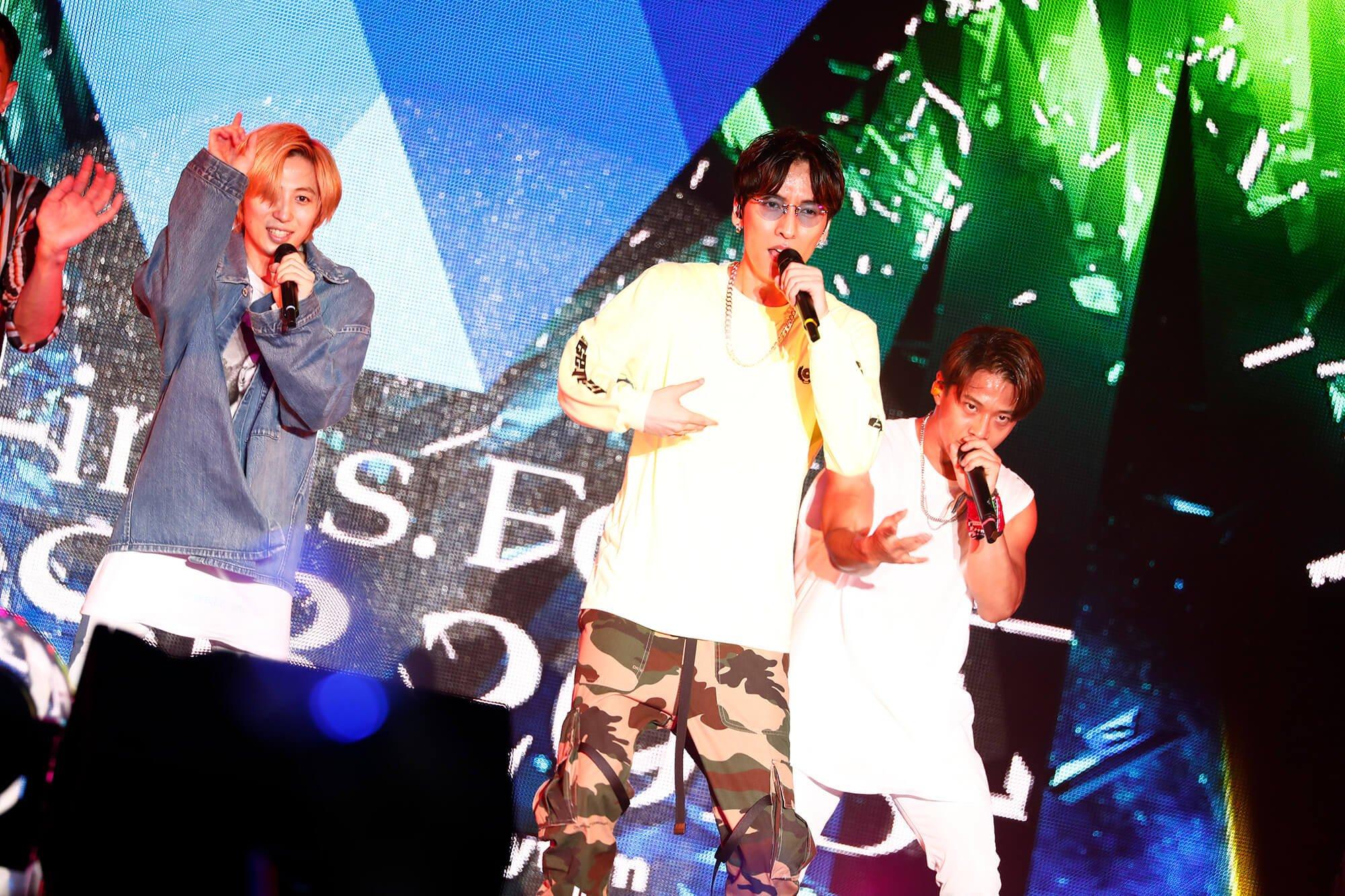 由w-inds.舉辦的日本首場舞蹈&歌唱團體音樂祭 w_inds、