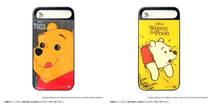 KIDDY LAND小熊維尼iPhone case