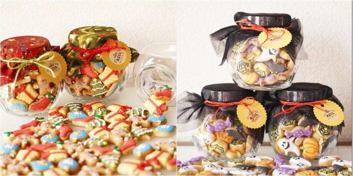 アトリエ桜坂AZUL 聖誕節與萬聖節餅乾