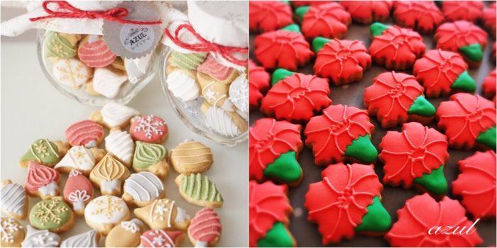 アトリエ桜坂AZUL 冬季與母親節康乃馨餅乾
