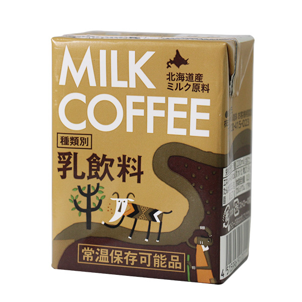 KALDI咖啡牛奶