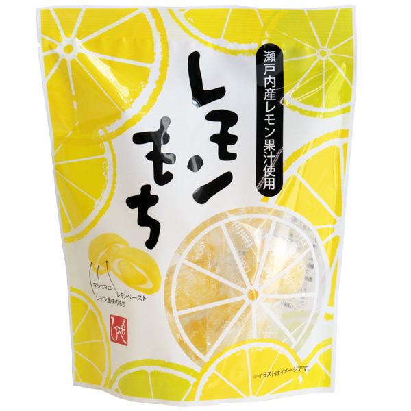 KALDI檸檬麻糬