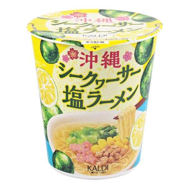 KALDI沖繩香檬鹽味拉麵