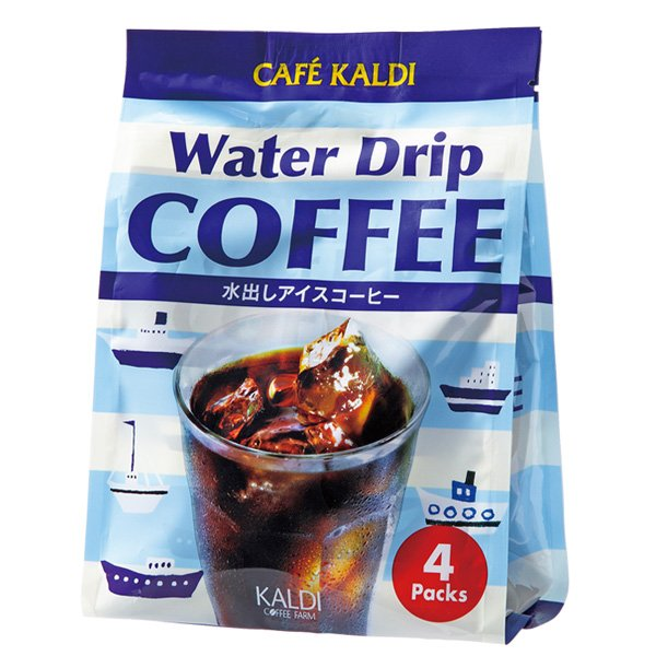KALDI冷泡咖啡