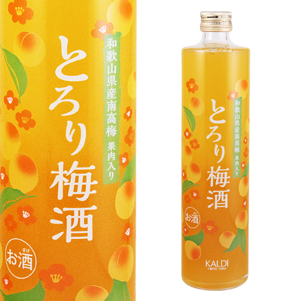 KALDI和歌山TORORI梅酒