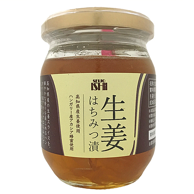 成城石井蜂蜜醃漬生薑