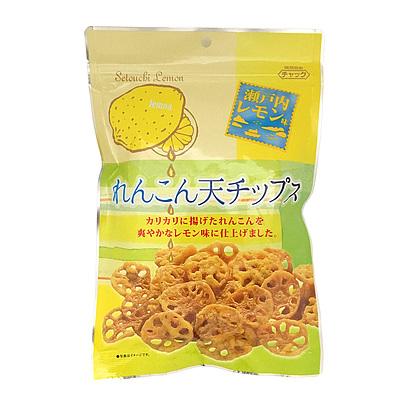 瀨戶內檸檬味蓮藕片