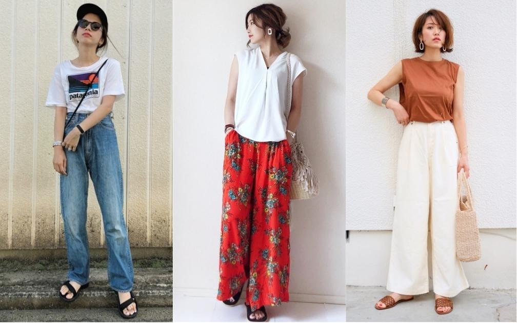 看起來隨便的涼鞋穿搭絕對NG,學習日本女生搭出好感度的訣竅