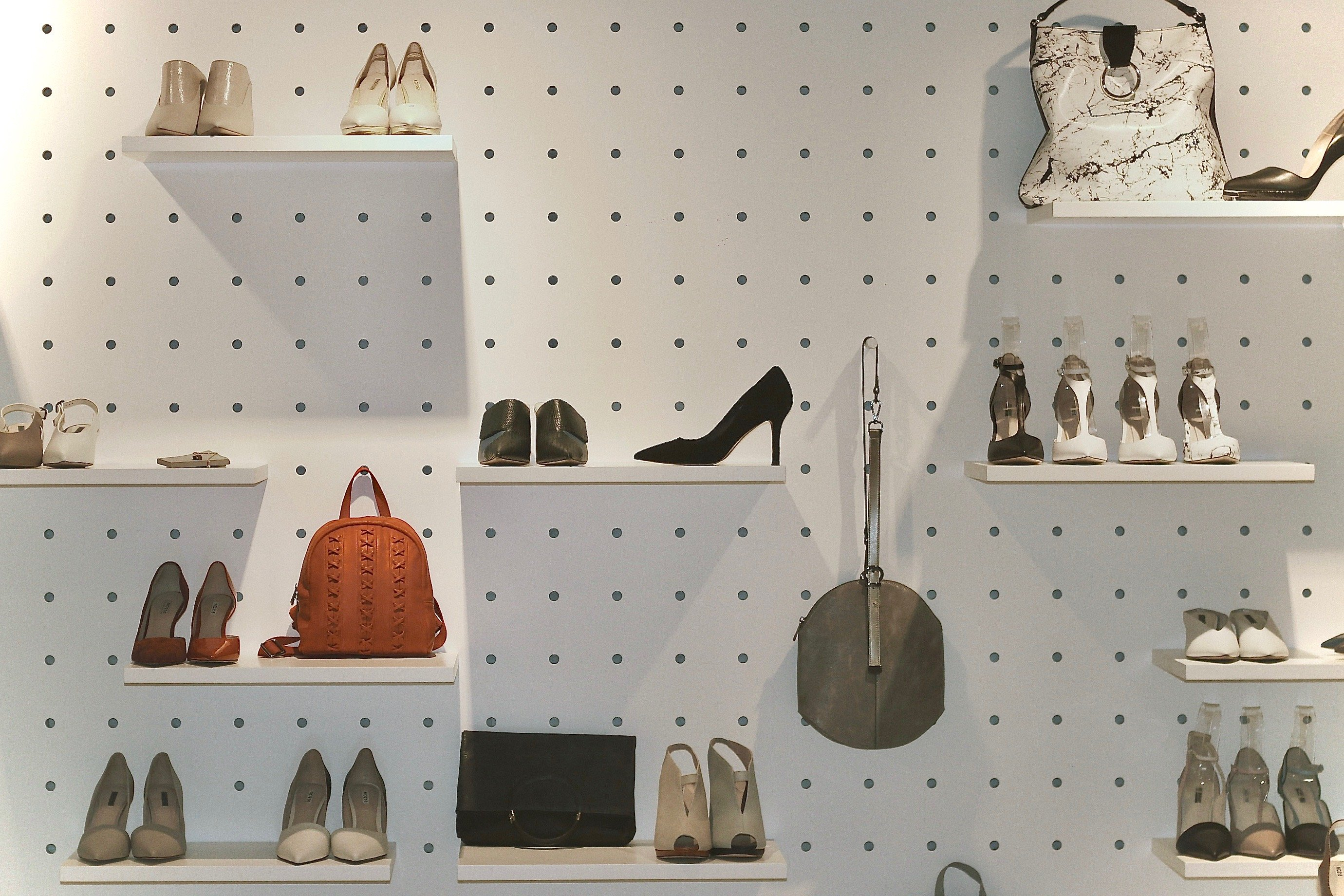 NO216|合時宜的點綴,質感與時髦兼具的設計鞋包