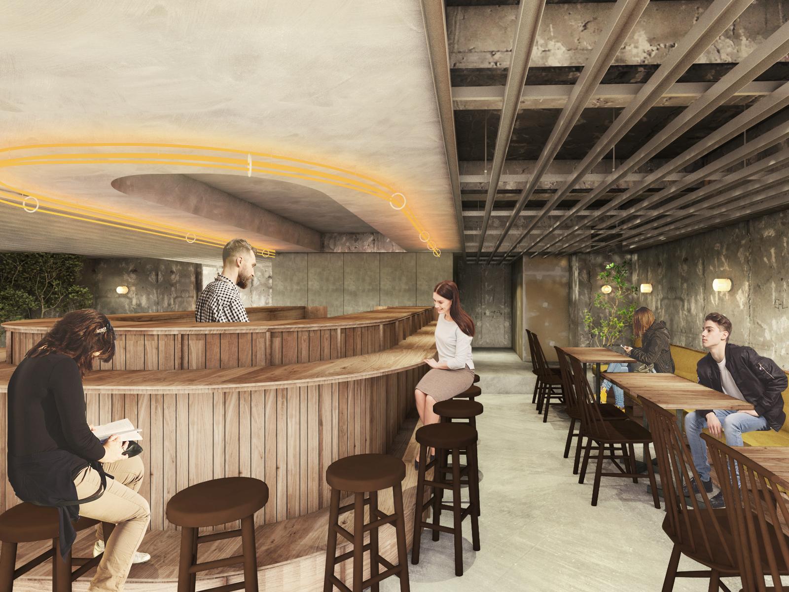 可以享受到與人相遇的旅館&咖啡廳・餐館 於淺草・東神田同步開幕 住宿、淺草、