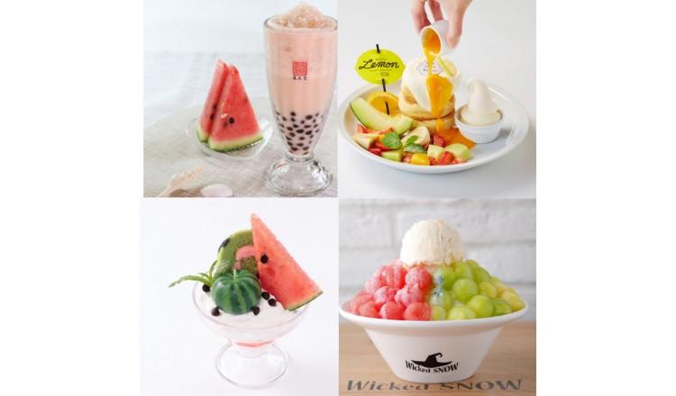 日本夏天甜點就是要吃這個!夏季限定推薦甜點5選 甜點、