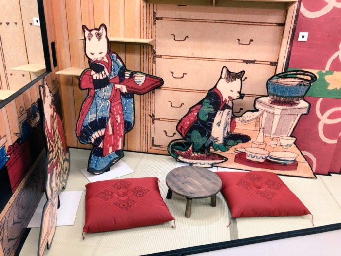 江戸貓咪茶屋