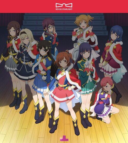 「少女☆歌劇 Revue Starlight」OP單曲「星のダイアローグ」發售! Starlight九九組、