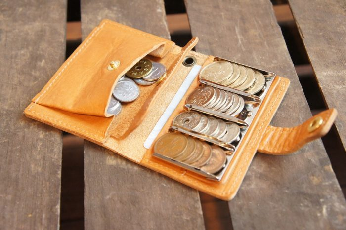 日幣分類錢包tideway