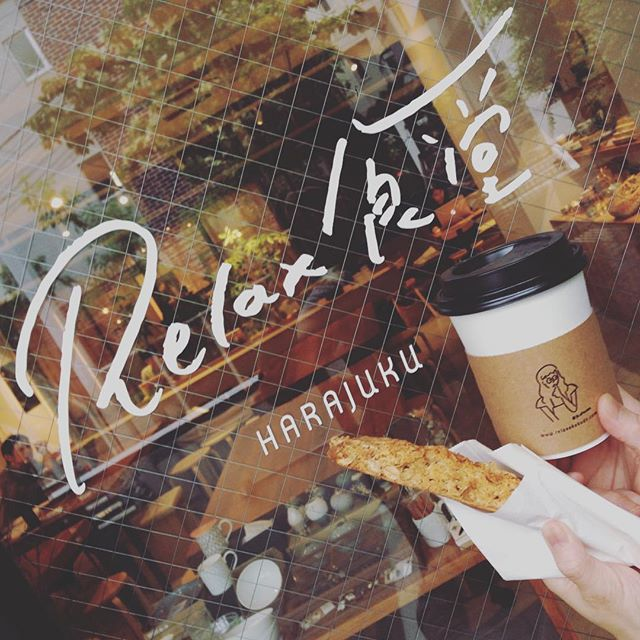 Relax食堂HARAJUKU麵包咖啡
