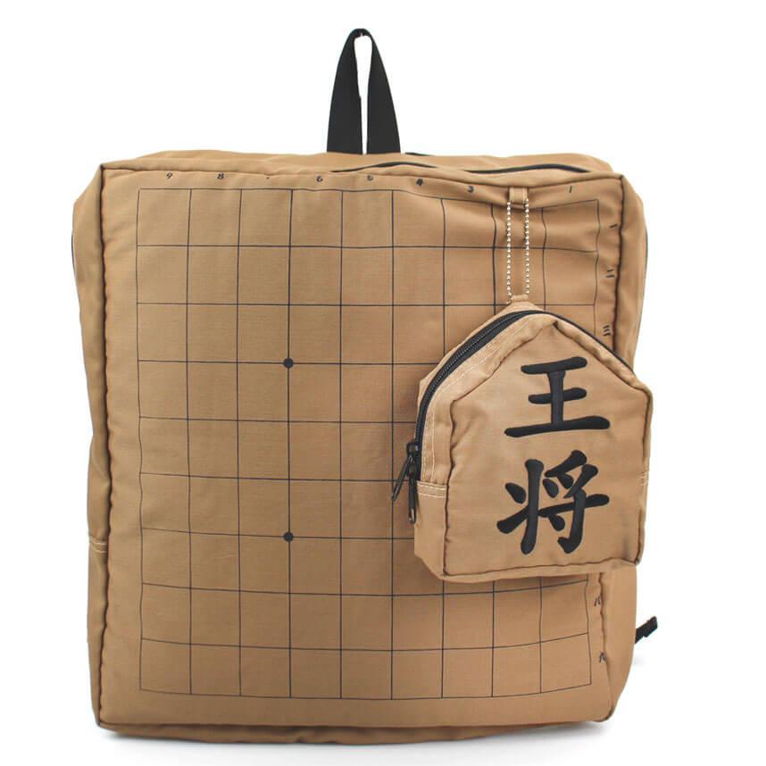 趕上日本的將棋熱潮!「將棋後背包」於Village Vanguard Online開賣 Village Vanguard_、