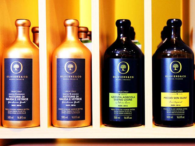 Oliviers oil