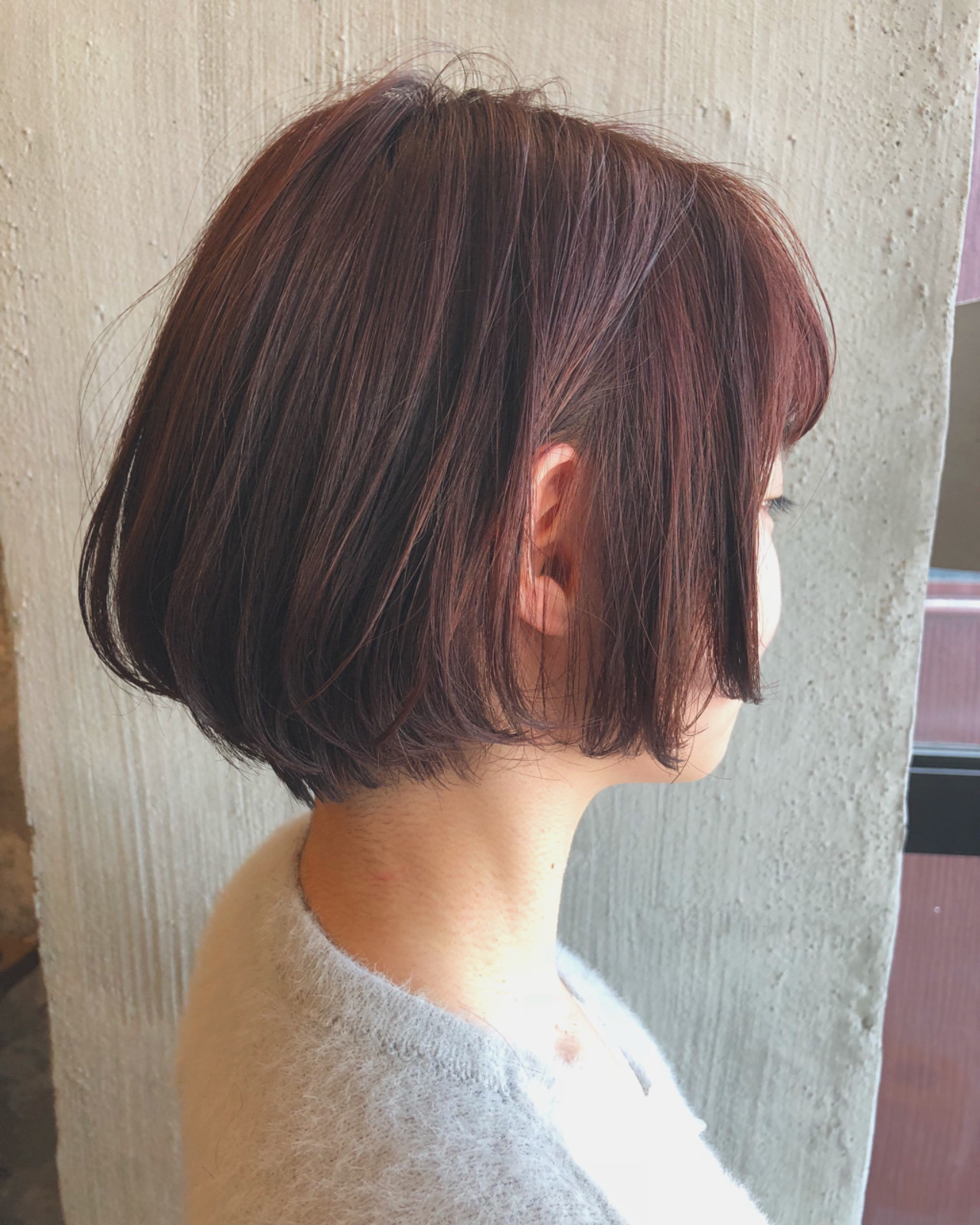 不漂髮也非常推薦這種很好看的「粉紅漸層色」