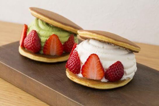京都・嵐山甜點店「まるにあん」掀起話題的嶄新銅鑼燒商品「百匯銅鑼燒」於東京首度登場 在京都、甜點、