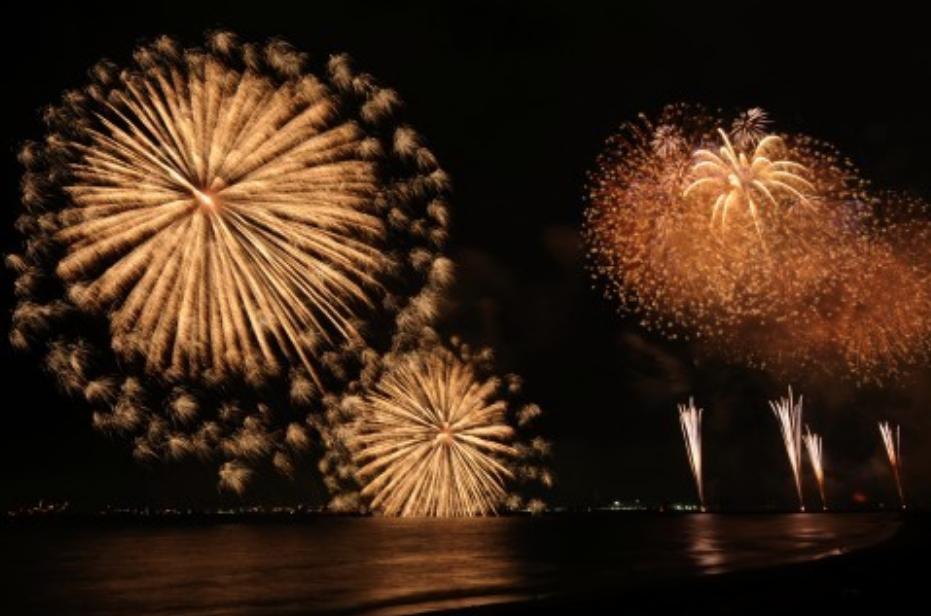 第40回紀念千葉市民花火大會