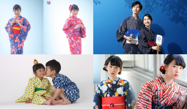 """日本夏季不可或缺的傳統時尚!""""浴衣""""推薦5選 和服、日本觀光、"""
